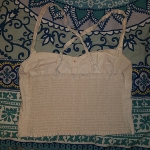 Urban Outfitters Tops - Linen halter top